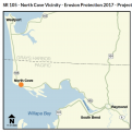 Alternating traffic and reduced speed limit on SR 105 near Washaway Beach begins this week